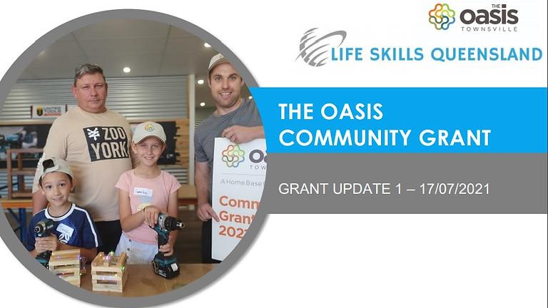 Life Skills Queensland: Veteran Open Workshop Session - 30 July