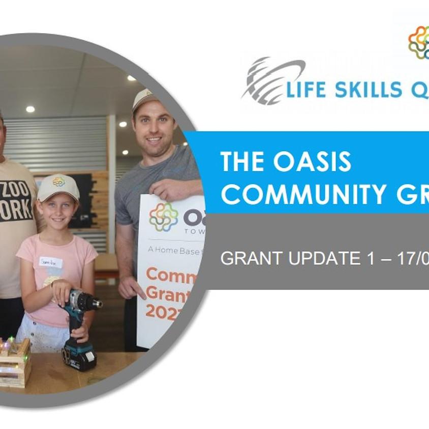 Life Skills Queensland: Veteran Open Workshop Session - 8 November