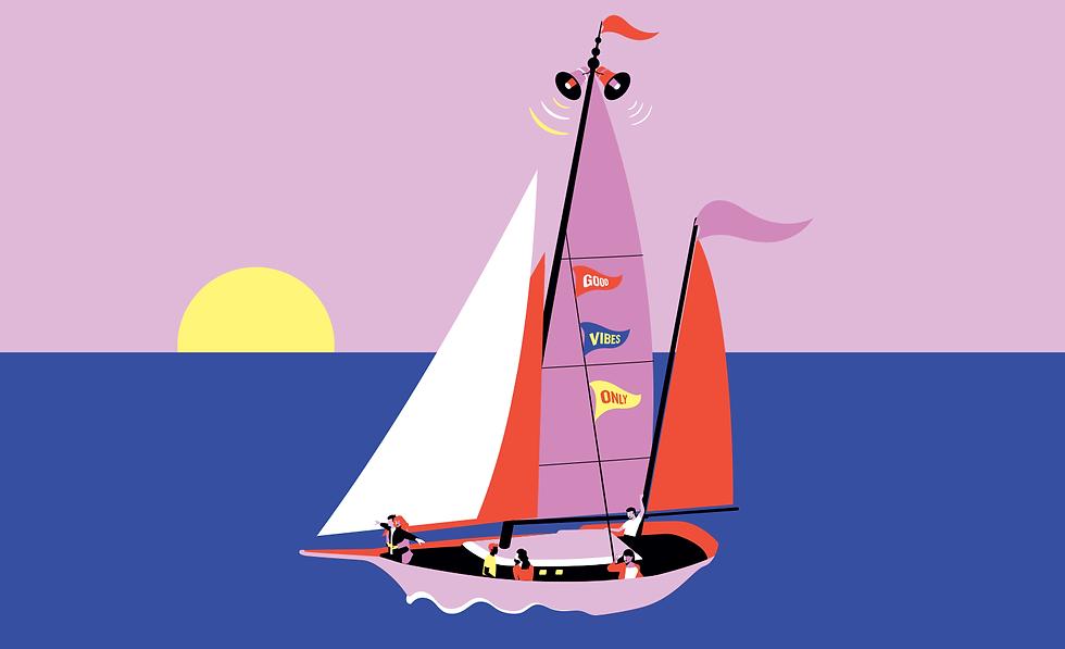 sogood magazine, illustration, radio, radio pirate, paris, graphisme