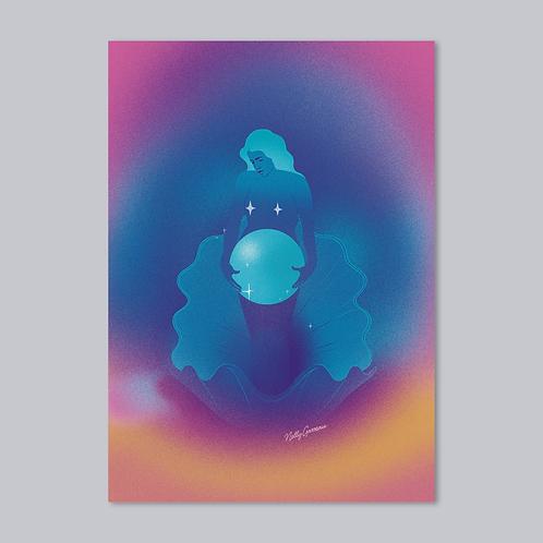 Pearl / Affiche 29.7 x 42 cm