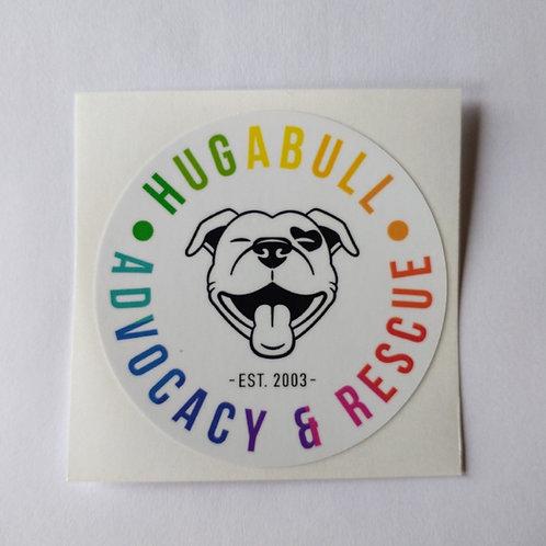 HugABull Sticker