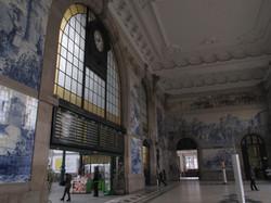 La Gare Centrale.