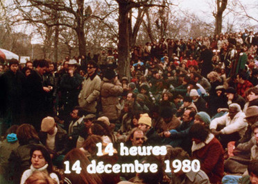10 min. de silence pour John Lennon