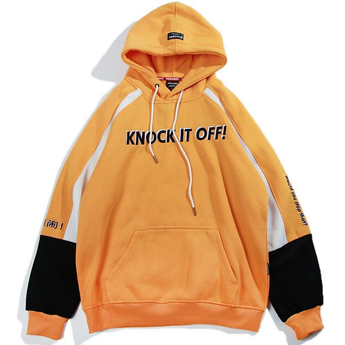 Hoodies ''Knock it off'' Out-Prime