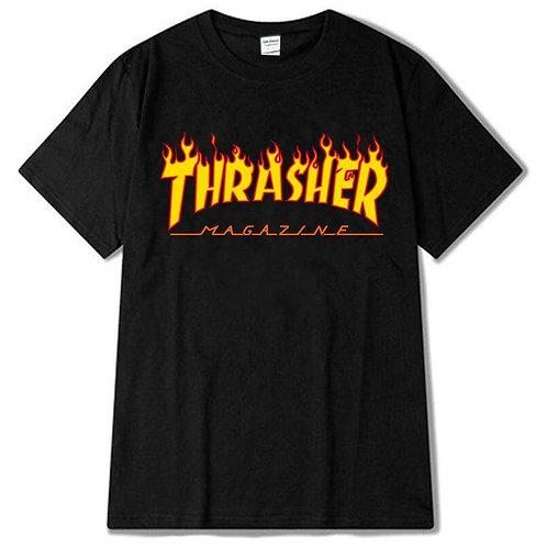 Tee-Shirt ''fire'' THRASHER