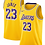 Thumbnail: Los Angeles Lakers Nike Icon Swingman Jersey - Lebron james