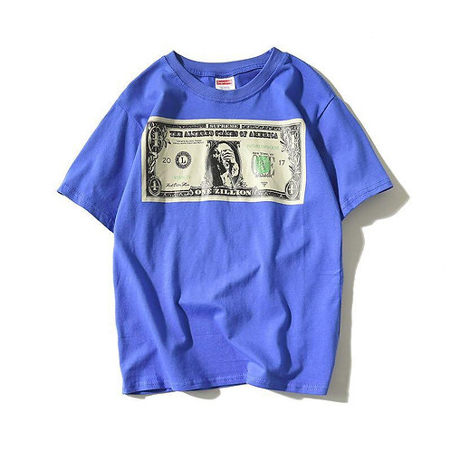 Tee-Shirt ''dollars'' CASUAL