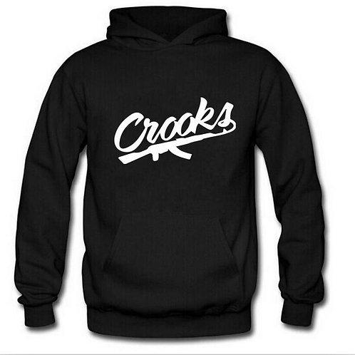 Hoodies ''crooks'' CASUAL
