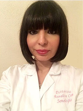 annalisa cau senologa Radiologo ecografie mammografie Sassari