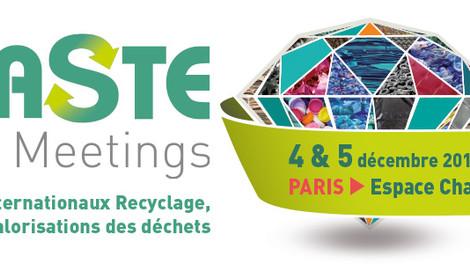 PROVADEMSE aux rendez-vous d'affaires internationaux WASTE Meetings - 4 et 5 décembre 2019