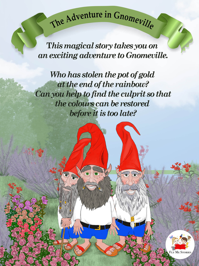The Adventure with the Gnome