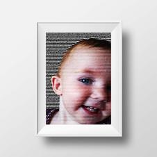 Personalised Photo Print
