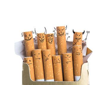 Cigarettes et Nicotine sont toxiques