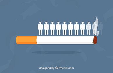 La cigarette réduit l'espérance de vie