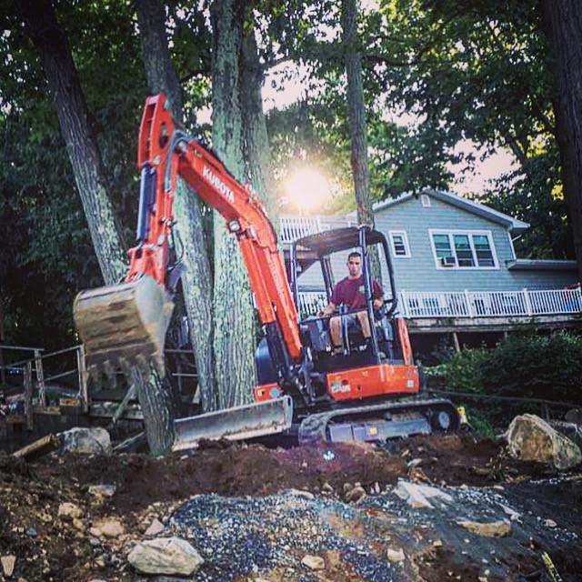 Site Work Services | West Milford, NJ | Crevina Landscaping