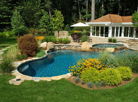 residential planting services