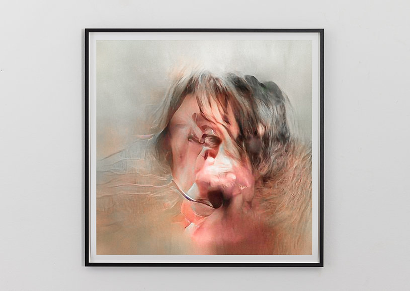 untitled body,  2021 © Ivonne Thein / VG Bildkunst Bonn