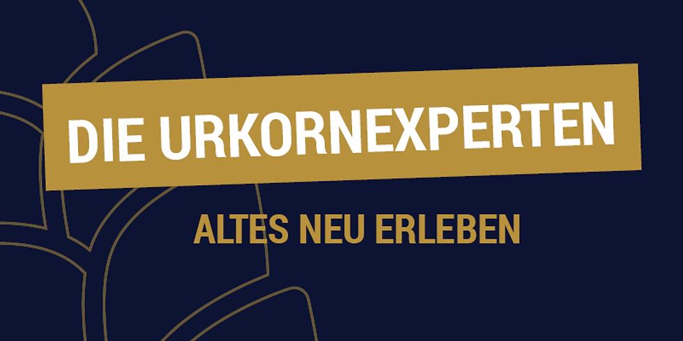 Die UrkornExperten LIVE - Alles rund um Einkorn - ZOOM WEBINAR