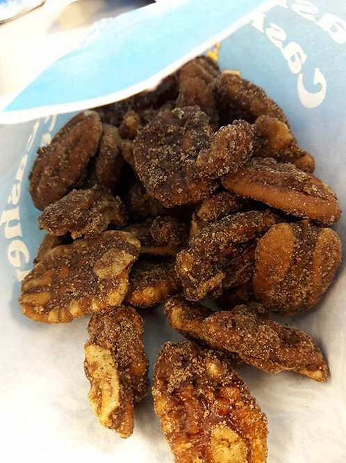 Fresh Roasted Candied Nuts