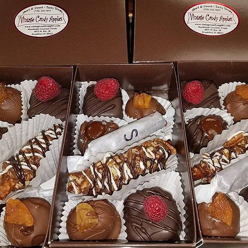 Handmade Chocolate Assortment Box