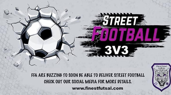 Street Football - Kent
