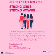 Strong Girls, Strong Women