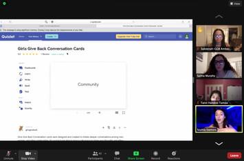 Second Community Comversation