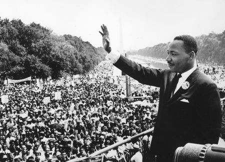 Dr.Martin Luther King Jr. Day