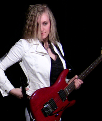 Lead Guitarist Lindy Day Electric Acoustic Classical