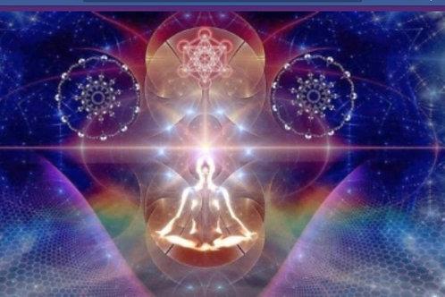 Distant Session-Divine Cellular Alignment 60 min