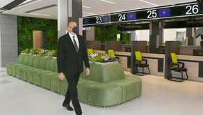 Prezident İlham Əliyev Bakıda 4 saylı DOST mərkəzinin açılışında iştirak edib - FOTO / VIDEO