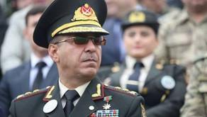 General-leytenant Rövşən Əkbərovun həbsi təsdiqləndi - RƏSMİ