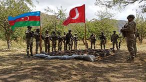 Laçında Azərbaycan-Türkiyə birgə təlimi başlayıb