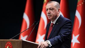 Türkiyə Prezidenti Rəcəb Tayyib Ərdoğan Anım Günü ilə əlaqədar tviter hesabında paylaşım edib