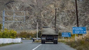 Ermənistan-İran gömrüyü bağlandı