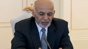 Əfqanıstan prezidenti ABŞ-ın müdafiə naziri ilə görüşüb