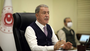 """Hulusi Akar: """"Silahlı Qüvvələrimiz Qarabağda qardaşlarımıza dəstək olur"""""""