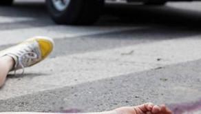 Avtobus piyadanı vuraraq öldürdü - DƏHŞƏT