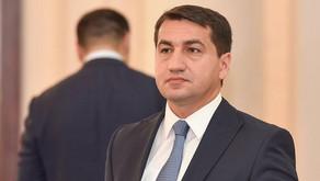 """Hikmət Hacıyev: """"Azərbaycan UNESCO missiyasını qəbul etməyə hazırdır"""""""