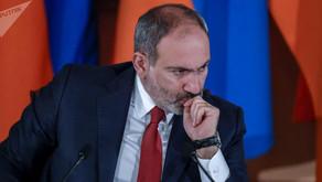 Paşinyan prezident iqamətgahına zibil maşınında girib - Şok iddia