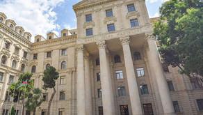 Azərbaycan XİN Lüksemburq xarici işlər nazirinin Dağlıq Qarabağla bağlı sözlərinə cavab verib