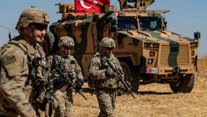 Türkiyə ordusu Suriyanın şimalında ƏMƏLİYYAT KEÇİRDİ
