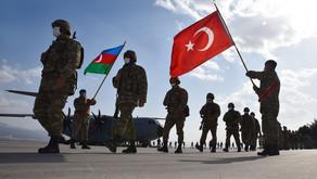 Azərbaycan və Türkiyə ordularının birgə təlimləri başladı