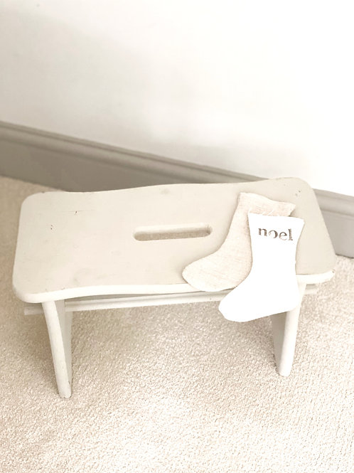 Childs carrying Stool