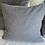 Thumbnail: Grey Velvet/Wool cushions