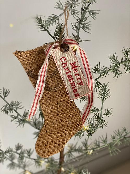 Merry Christmas Tree stockings