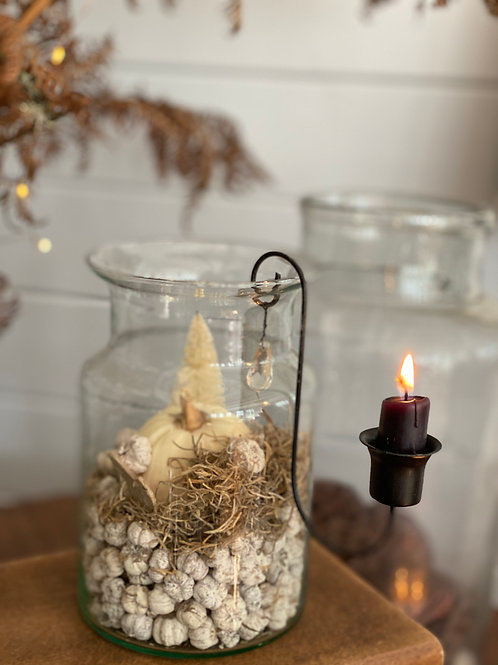 French style candle crooks/holders