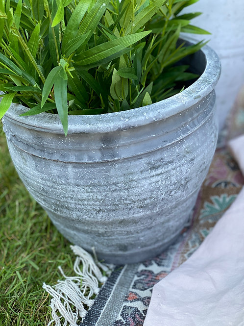 French Style Clay Pot