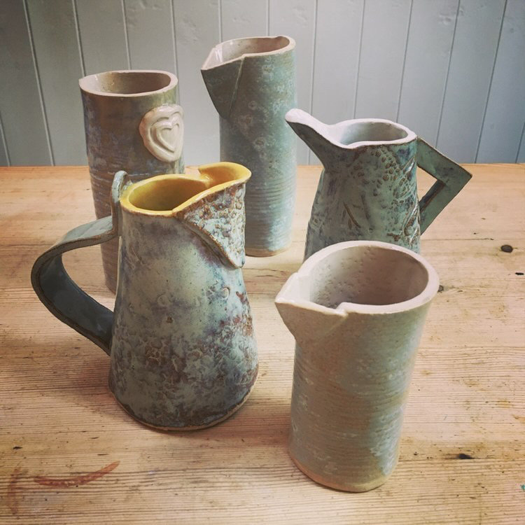 Ceramic Jug workshop