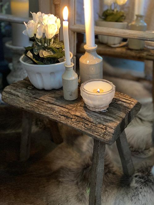 Rustic Hungarian stool